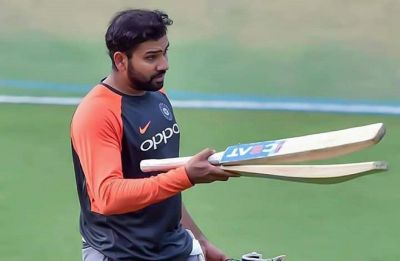 Rohit Sharma completes 8000 runs in ODIs