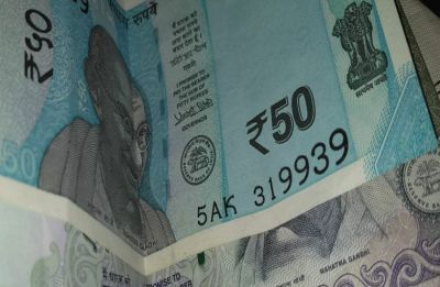 Rupee rallies for third day, up by 17 paise against US dollar