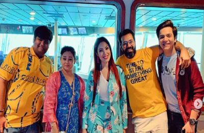 From Babita Ji to Tappu, Taarak Mehta Ka Ooltah Chashmah's team enjoys in Singapore