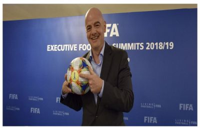FIFA World Cup expansion, gulf crisis dominate football governing body's meeting
