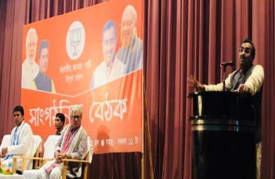 BJP seals alliances in Northeast, aims 22 Lok Sabha seats, says Ram Madhav
