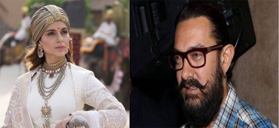 Kangana never told me she is upset, says Aamir Khan (file photo)