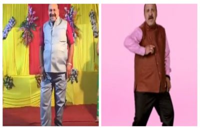 WATCH| 'Dancing Uncle' Sanjeev Shrivastava is back, this time with his OWN music video