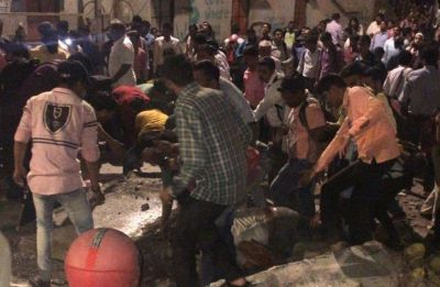 5 dead, 36 injured as bridge collapses near Mumbai's CST, third such incident in 18 months