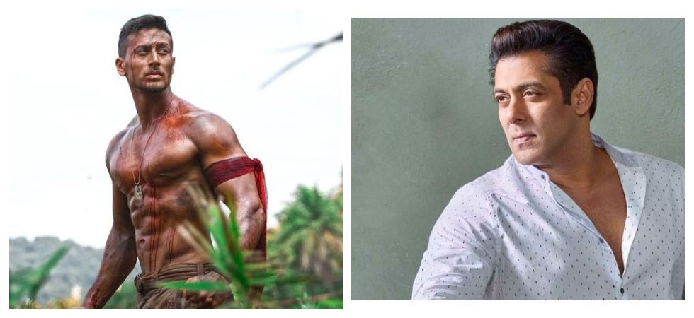 Tiger Shroff wnast to know the secret behind Salman 's 'flop Rs 100-crore films' (Photo: Twitter)
