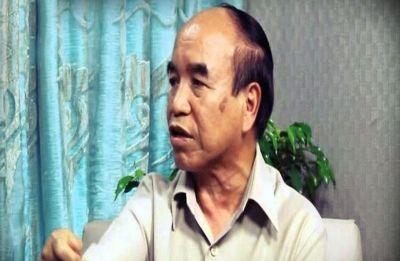 Former Doordarshan director general C Lalrosanga to be Mizo National Front's Lok Sabha candidate