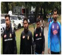 Christchurch mosque shooting: Narrow escape for Bangladesh cricketers