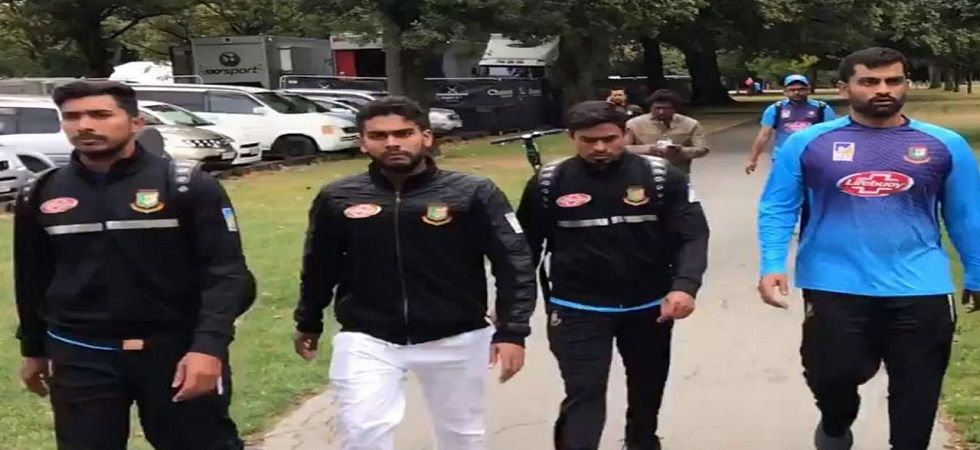 The third Test between Bangladesh and New Zealand has been called off post-Christchurch's incident (Image Credit: Twitter)