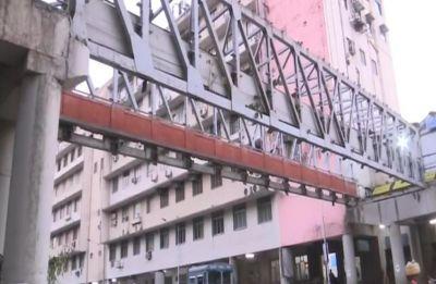 Mumbai bridge collapse: BMC to decide on dismantling structure
