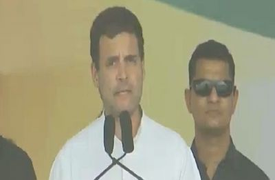 Rahul Gandhi in Odisha: 'Farmers committing suicides everyday as Modi govt not keeping promise'