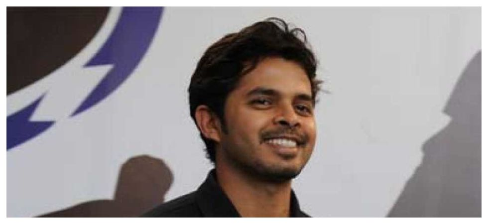 Sreesanth's lifetime ban has been lifted and the Supreme Court asks BCCI disciplinary committee to review the quantum of punishment. (Image credit: Twitter)