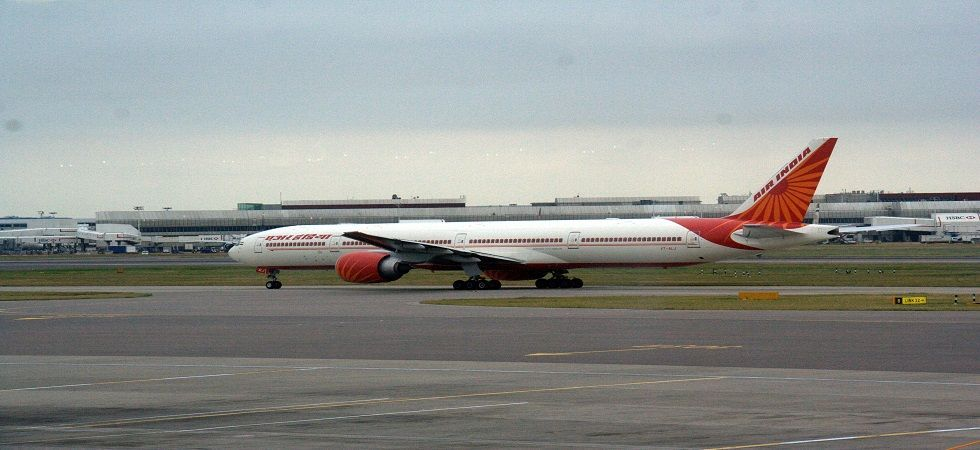 Air India suspends flights to and from Birmingham (file photo)