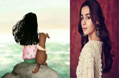 Alia Bhatt to treat fans with a bedtime story of a 'little girl and her dog'