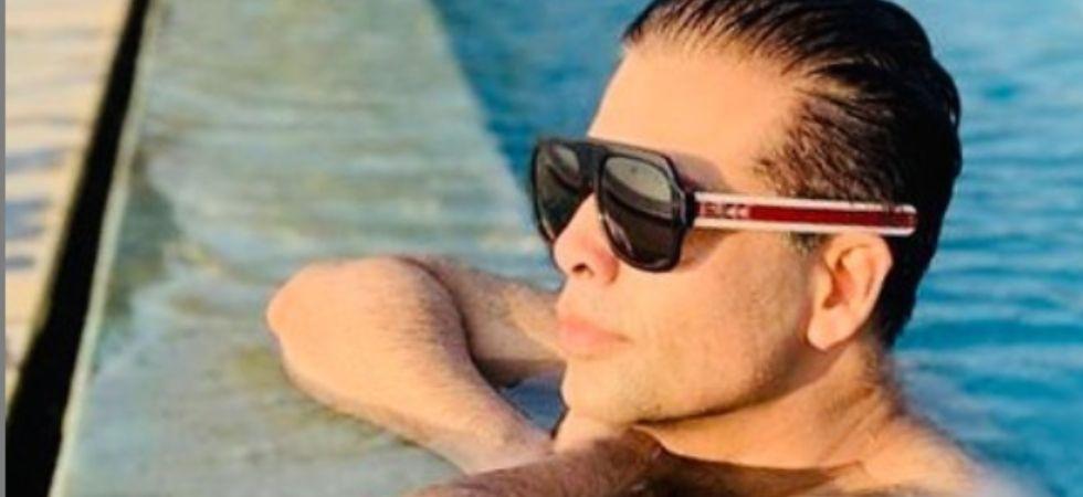Karan Johar has EPIC reply for tweet asking if he has 'gender malfunction' (Instagram)