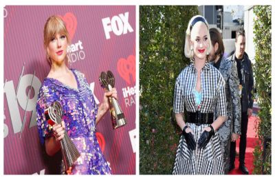 Bad blood between Katy Perry, Taylor Swift finally over? Perry says she is 'open' to collaboration
