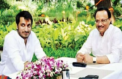NCP announces second list of 5 candidates, Sharad Pawar's grandson to contest from Maval