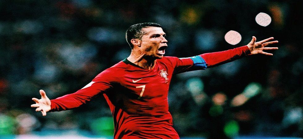 Cristiano Ronaldo was named in defending European champions Portugal's squad (Image Credit: Twitter)