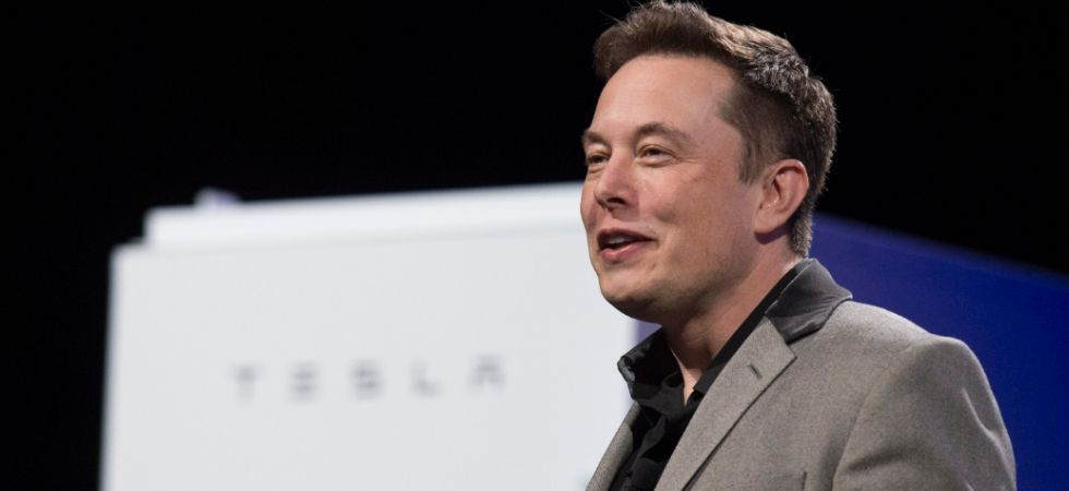 Elon Musk was in China for the ground-breaking of Tesla's first overseas factory