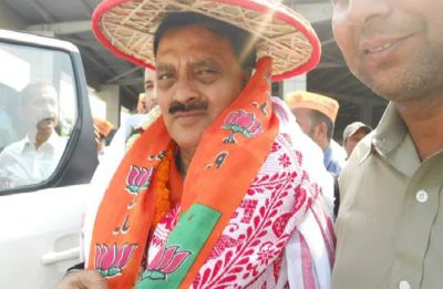 Lok Sabha Polls 2019: Assam BJP MP from Tezpur Ram Prasad Sarmah quits party