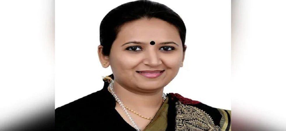 Patel was once one of the leading members of the Hardik Patel-led quota agitation body- Patidar Anamat Andolan Samiti. (Photo: Reshma Patel/Twitter)