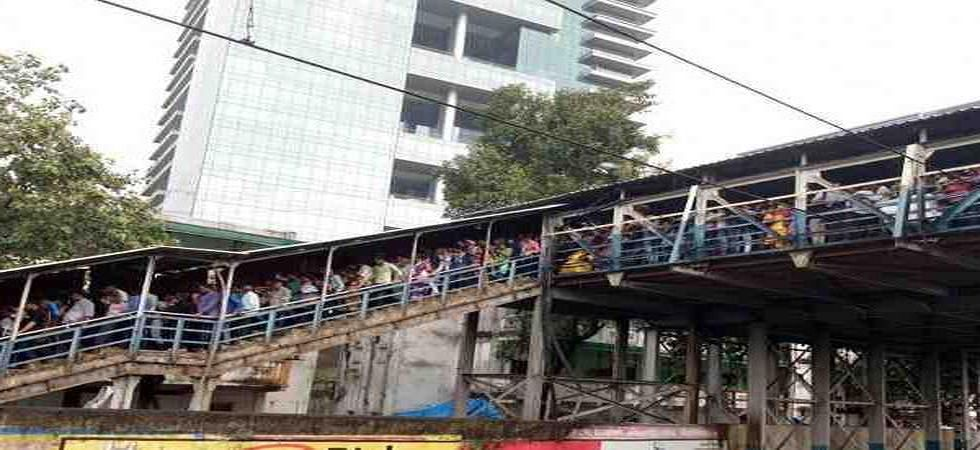 The authorities have asked passengers to use railway south foot overbridge during this period. (Representational Image)