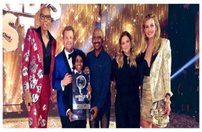 ''The World's Best'', AR Rahman-tutored Lydian Nadhaswaram wins $1 million in US reality show