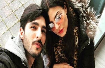 Sushmita Sen and Rohman Shawl's 'rohmance' at London airport is all things love