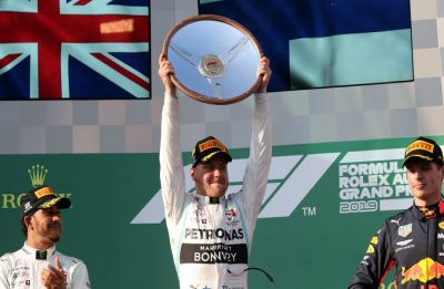 Valtteri Bottas upstages Lewis Hamilton, clinches Australian Grand Prix
