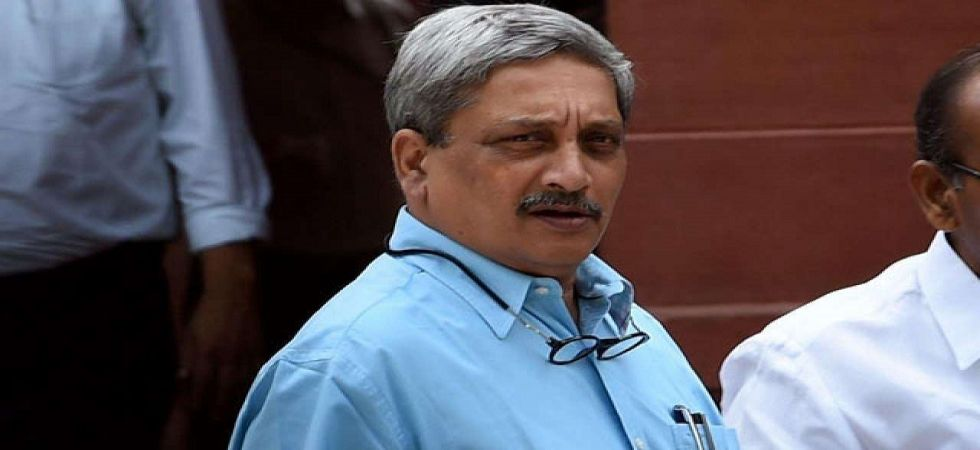 When Manohar Parrikar, IIT-B alumnus, enthused students at convocation (File Photo)
