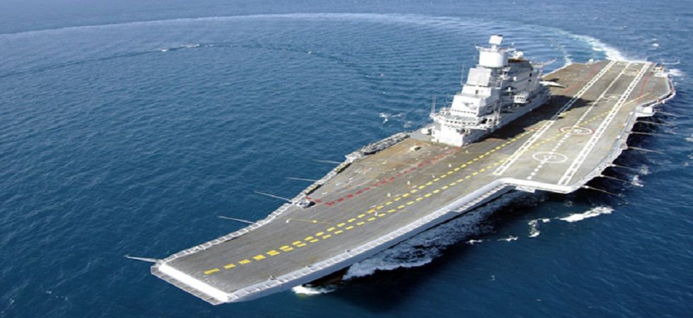 Amid tensions with Pakistan, INS Vikramaditya, nuclear submarines deployed in Northern Arabian Sea: Navy