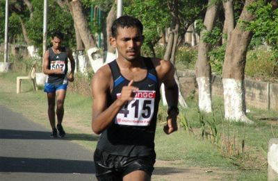 KT Irfan becomes first Indian athlete to qualify for 2020 Tokyo Olympics