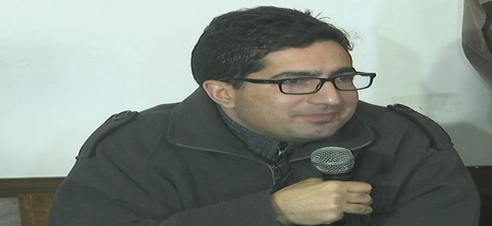 Former bureaucrat, Shah Faesal is all set to launch his political party 'Jammu and Kashmir People's Movement' today in Srinagar's Rajbagh area