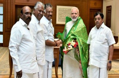 AIADMK-BJP alliance releases seat-sharing deal in Tamil Nadu, leaves 14 seats for regional allies