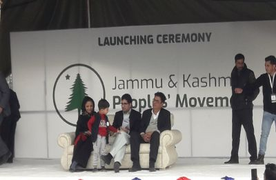 Shah Faesal launches political party, Shehla Rashid joins as core team member