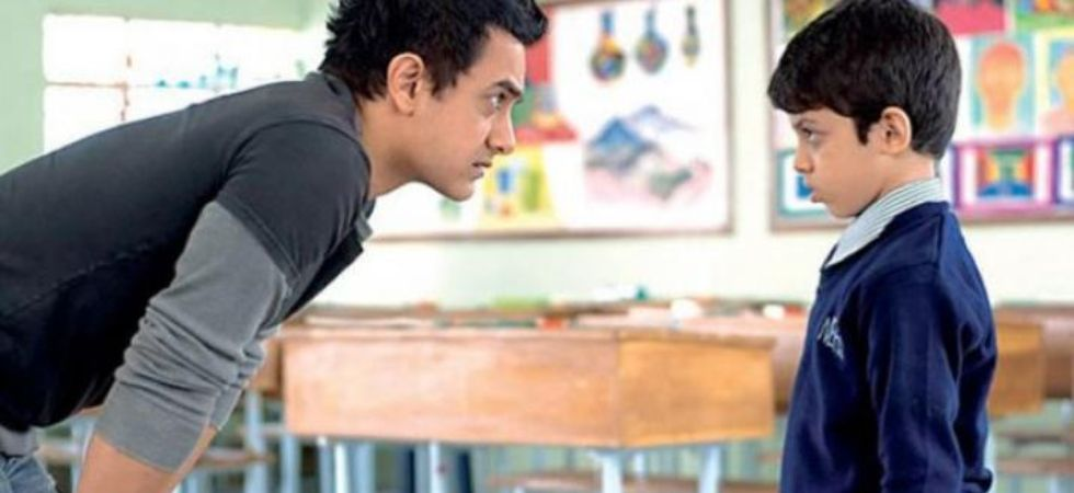 Aamir Khan and Darsheel Safary starred in Taare Zameen Par./ Image: Twitter