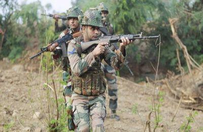 Pakistan violates ceasefire again along LoC in J-K's Rajouri