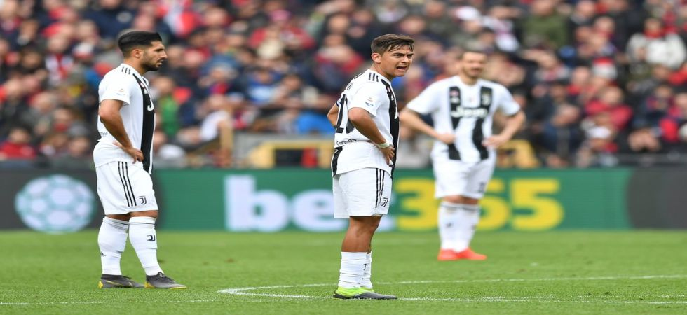 315388a20 Juventus suffered their first loss in the 2018 19 Serie A season as  Cristiano Ronaldo