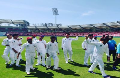 Afghanistan create history with maiden Test win in one-off game against Ireland