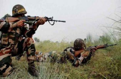 Pakistan resorts to mortar shelling in Akhnoor, Sunderbani sectors, Indian Army retaliates