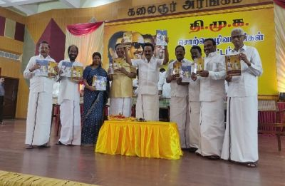 DMK promises release of Rajiv Gandhi's killers, abolition of NEET in manifesto