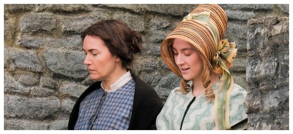 Kate Winslet, Saoirse Ronan film accused of 'making-up' gay relationship (Photo: Twitter)
