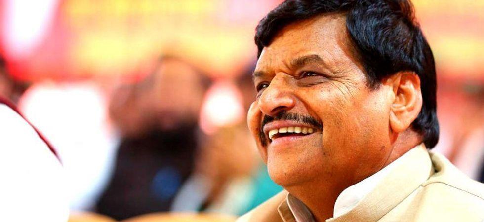 Samajwadi Party rebel and Pragatisheel Samajwadi Party (Lohia) chief, Shivpal Yadav