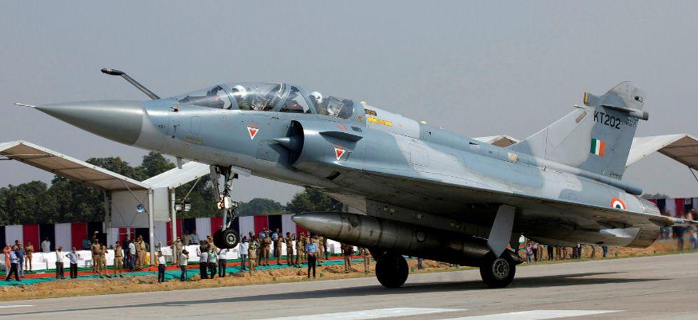 Mirage 2000 fighter jet (File Photo)