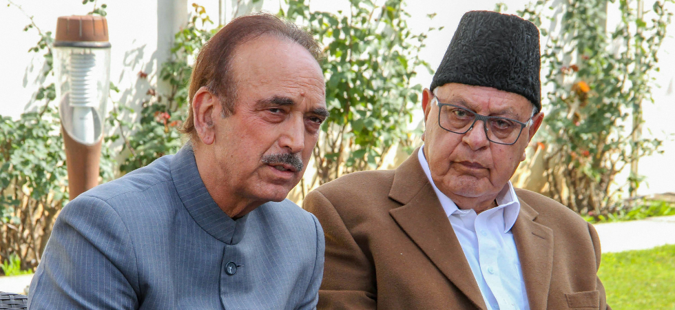 Congress and National Conference have sealed alliance in Jammu and Kashmir for the upcoming Lok Sabha Elections (Photo credit: PTI)