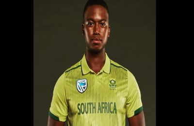 South African pacer Lungi Ngidi out of IPL with side strain