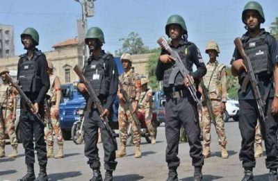 Six Pakistani paramilitary personnel killed by Taliban in Balochistan