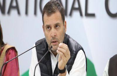 Rahul Gandhi slams Modi over jobs, says India's PM is a joke