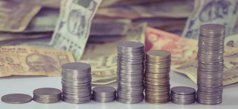 The rupee fell 19 paise to 69.15 against the US dollar in early trade on Wednesday