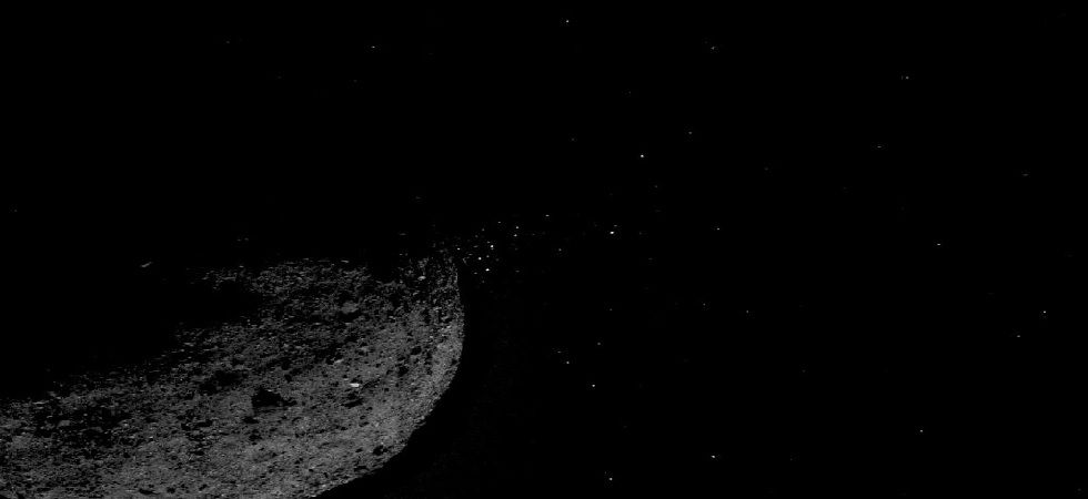 The asteroid, which orbits the sun, is 85 million kilometres (52 million miles) from the Earth (Photo: Twitter@NASA)