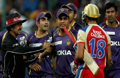 Virat Kohli lucky to have survived as RCB captain: Gautam Gambhir